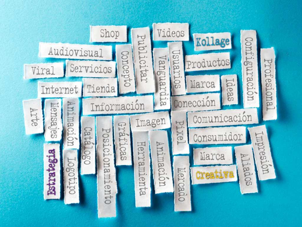 KOLLAGE keywords
