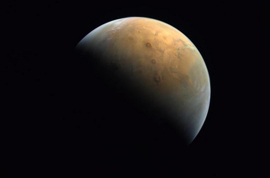 Impresionante: Marte VIVE